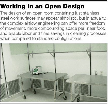 Open Architecture Design Considerations In The Cleanroom